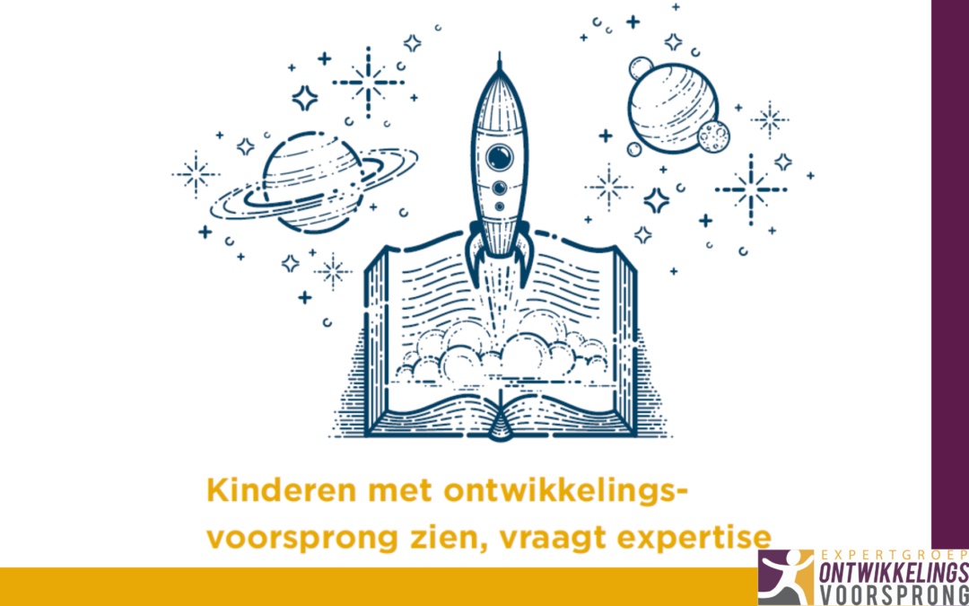 Artikel Expertgroep in Kiddo
